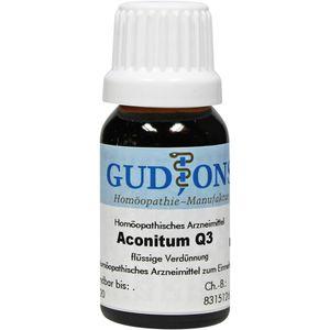 ACONITUM Q 3 Lösung