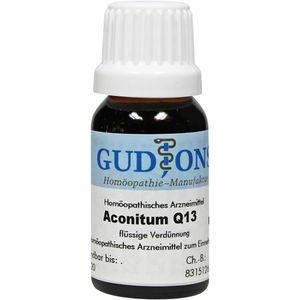 ACONITUM Q 13 Lösung