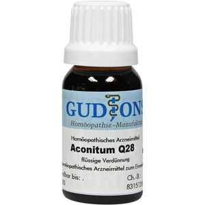 ACONITUM Q 28 Lösung