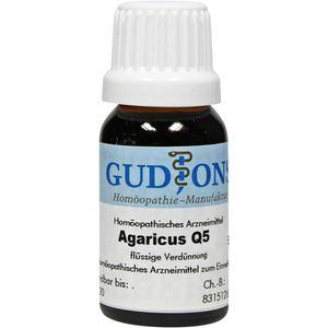 AGARICUS Q 5 Lösung
