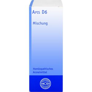 APIS D 6 Dilution