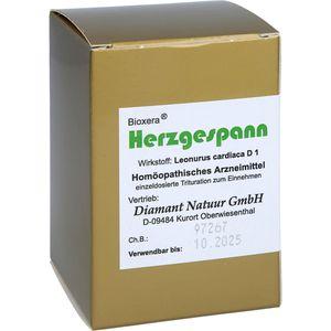 HERZGESPANN Bioxera Kapseln