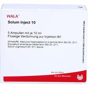 SOLUM Inject 10 Ampullen
