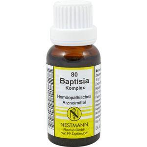 BAPTISIA KOMPLEX Nr.80 Dilution
