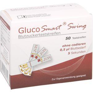 GLUCOSMART Swing Blutzucker Teststreifen