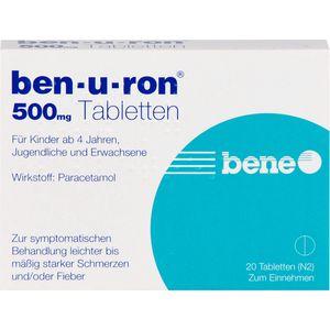 BEN-U-RON 500 mg Tabletten