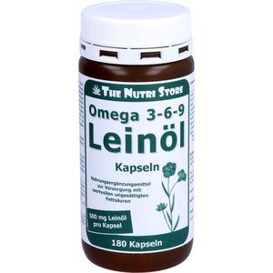 OMEGA-3-6-9 500 mg Bio Kapseln