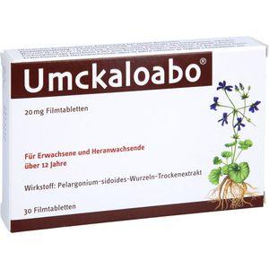 UMCKALOABO 20 mg Filmtabletten
