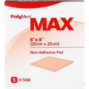 POLYMEM Max Wund Pad 20x20 cm