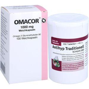 OMACOR 1.000 mg Weichkapseln