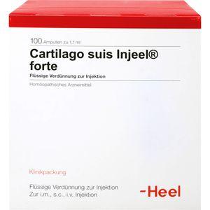 CARTILAGO suis Injeel forte Ampullen