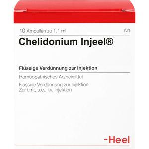 CHELIDONIUM INJEEL Ampullen