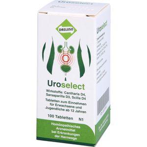 UROSELECT Tabletten