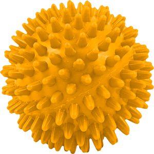 IGELBALL 8 cm gelb