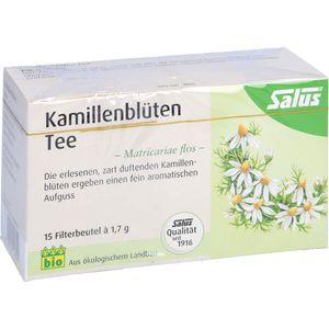 KAMILLENBLÜTEN Tee Bio Matricariae flos Salus