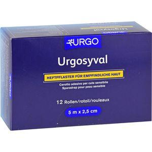 URGOSYVAL 2,5 cmx5 m o.Schutzring