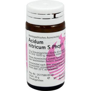ACIDUM NITRICUM S Phcp Globuli