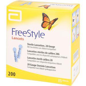 FREESTYLE Lancets