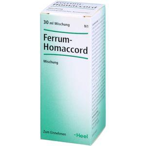 FERRUM HOMACCORD Tropfen