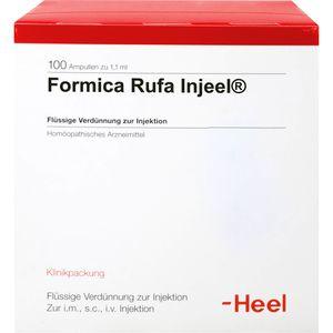 FORMICA RUFA INJEEL Ampullen
