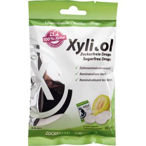 MIRADENT Xylitol Drops zuckerfrei Melon