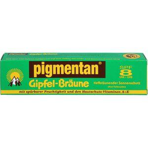 PIGMENTAN Gipfelbräune Creme SPF 8