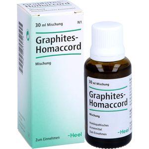GRAPHITES HOMACCORD Tropfen
