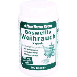 WEIHRAUCH 400 mg Kapseln