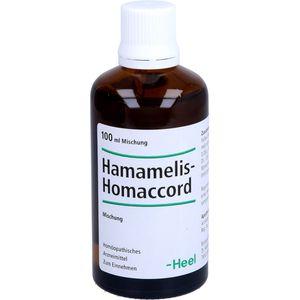 HAMAMELIS HOMACCORD Tropfen