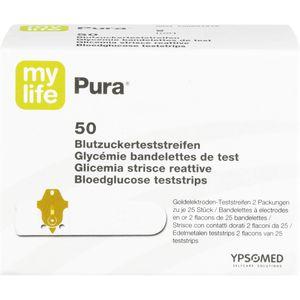 MYLIFE Pura Blutzucker Teststreifen CPC