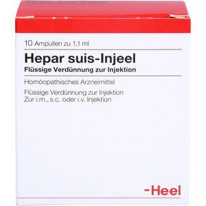 HEPAR SUIS Injeel Ampullen