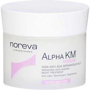 NOREVA Alpha KM Creme regenerierende Nachtpflege