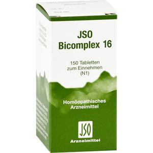 JSO-Bicomplex Heilmittel Nr.16