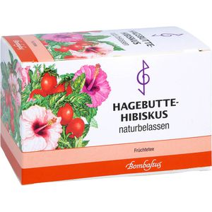 HAGEBUTTE HIBISKUS Filterbeutel