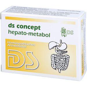 DS Concept Hepato-Metabol Tabletten