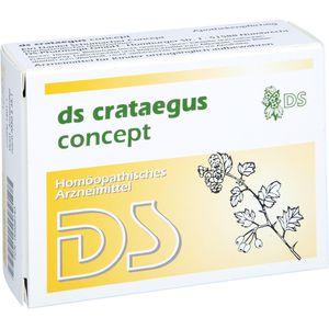DS Crataegus Concept Tabletten