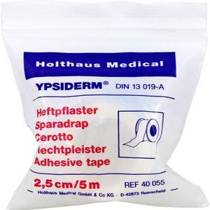 HEFTPFLASTER Ypsiderm 2,5 cmx5 m