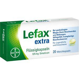 LEFAX extra Flüssigkapseln