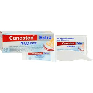 CANESTEN Extra Nagelset