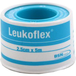 LEUKOFLEX Verbandpfl.2,5 cmx5 m