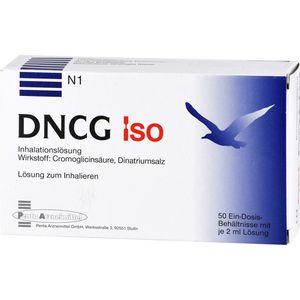 DNCG ISO Lösung für einen Vernebler