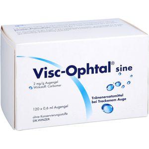 VISC OPHTAL sine Augengel