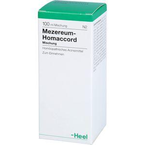 MEZEREUM HOMACCORD Tropfen