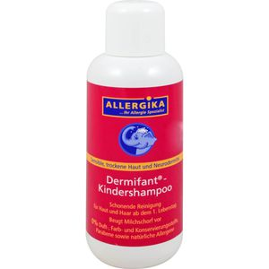 DERMIFANT Kindershampoo hairy