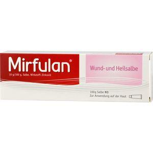 MIRFULAN Wund- und Heilsalbe
