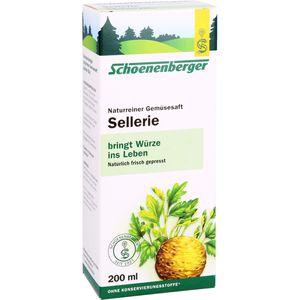 SELLERIE Schoenenberger Heilpflanzensäfte