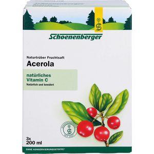 ACEROLA SAFT Schoenenberger Heilpflanzensäfte