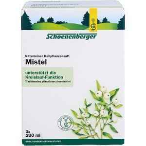 MISTEL SAFT Schoenenberger Heilpflanzensäfte