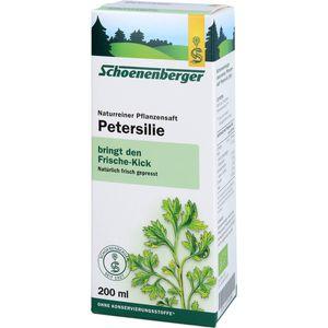 PETERSILIE Schoenenberger Heilpflanzensäfte
