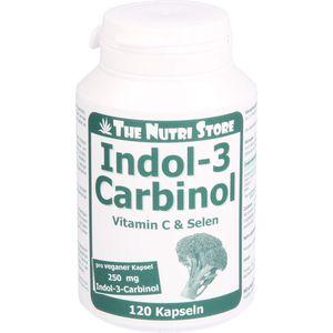 INDOL-3-Carbinol 250 mg vegetarische Kapseln